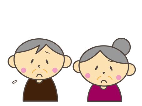 老年人焦慮