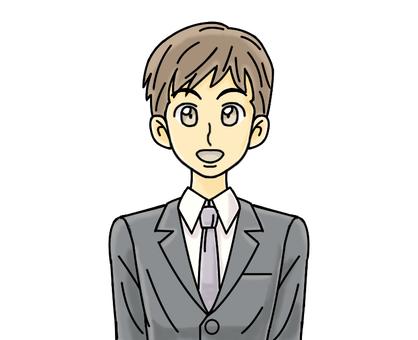 AK suit male 2