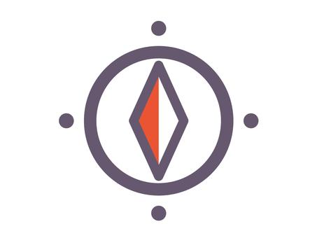 Azimuth magnet