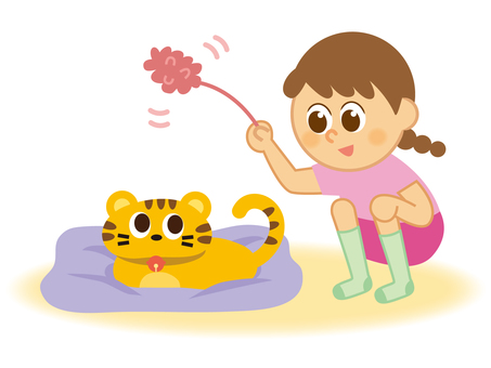 Children and cats _ 1