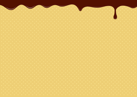 Choco and biscuit wallpaper