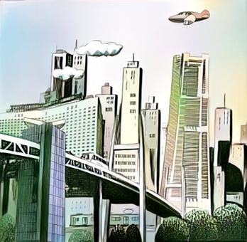 Regional city like Yokohama