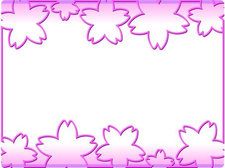 Cherry cherry frame 01