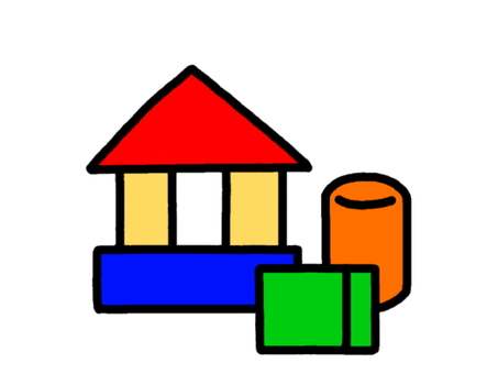 Building Block Colorful
