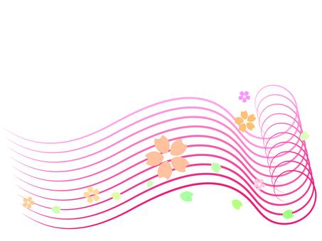 Petals and lines