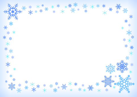 Winter background material 15