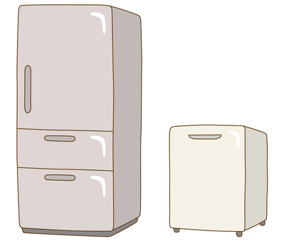 Garbage Separation / Refrigerator and Freezer