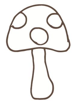 버섯 -62
