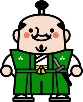 Old fairy Oda Nobunaga