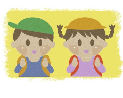 Children excursion
