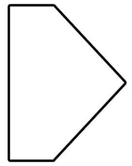 矢印 カーソル 白