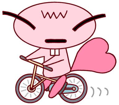 Beaver character cycling