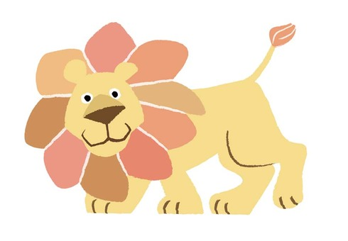 걷는 사자