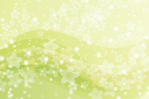 Sakura 49 - Green wave