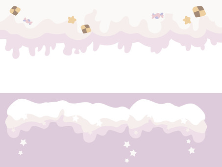 Dream cloud background