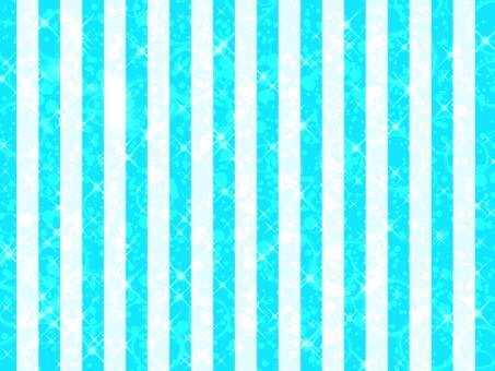 Glitter blue stripes wallpaper