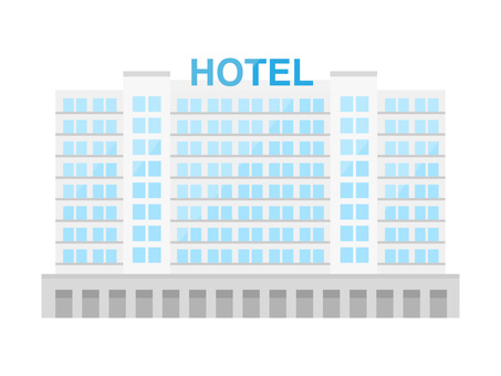 Hotel Illustration