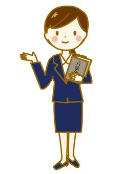 Female lawyer 3