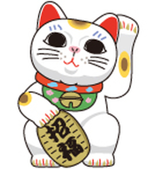 Lucky cat spoofing
