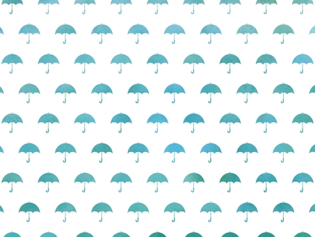Background material * umbrella pattern