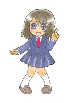 Student · Girl