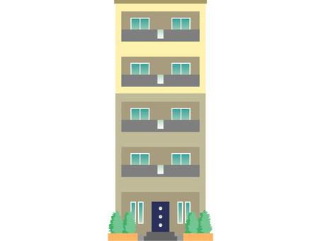 아파트 B