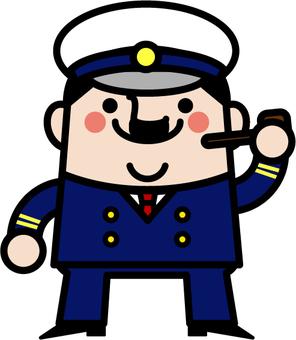 Uncle fairy captain