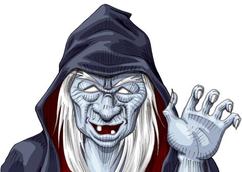 Horror Wizard