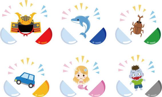 Capsule Toys Premium