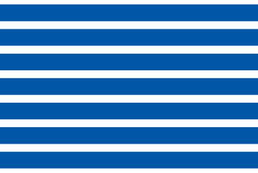 Stripe wallpaper Fresh navy blue