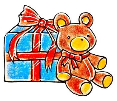 Present bear