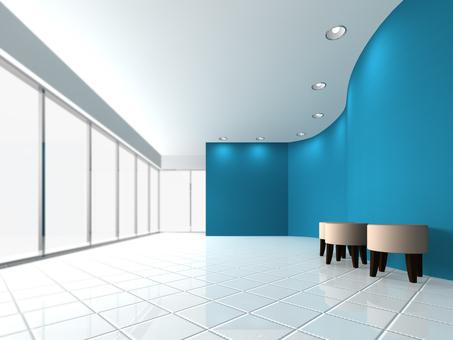 Acceptance Space (Blue)