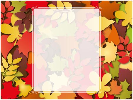 Autumn image copy space