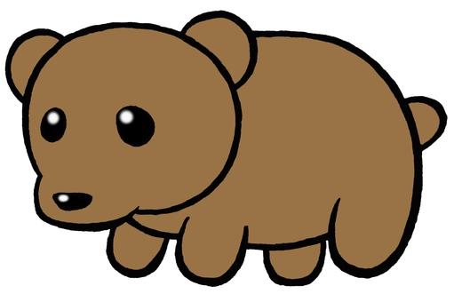 Bear (Brown)