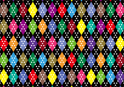 Argyle Pattern Wallpaper