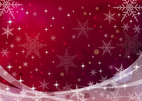 Winter material Christmas 81