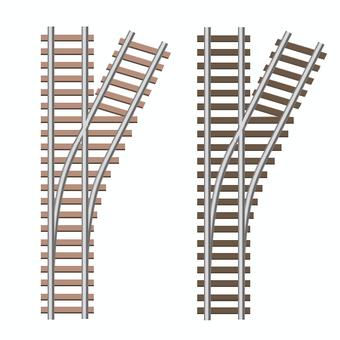 Rail, line (branch)