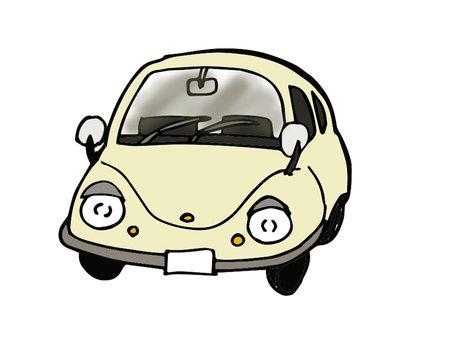 Showa's car