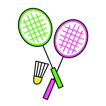 Racket and shuttle