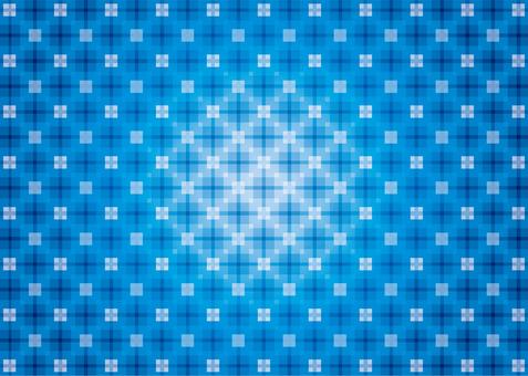 파란 격자 패턴 배경