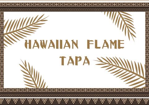 夏威夷框架11