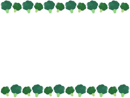 Broccoli full frame