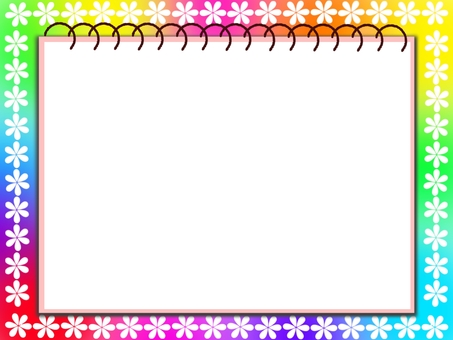 Vivid notepad