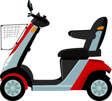 Electric cart 3