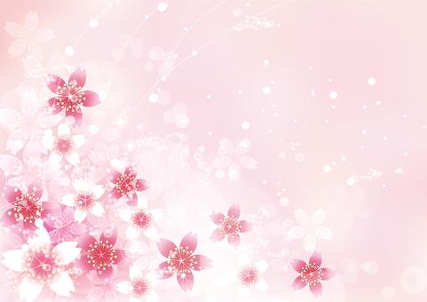 Sakura glittering 45