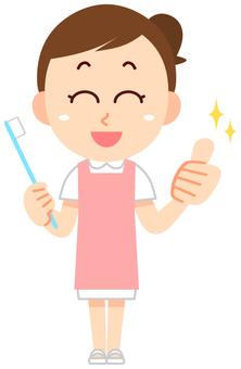 치과 위생사 치과