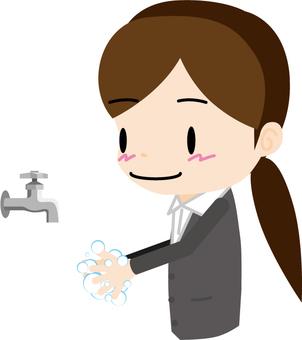 Hand wash (OL)