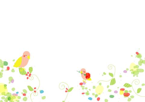 봄 색 16