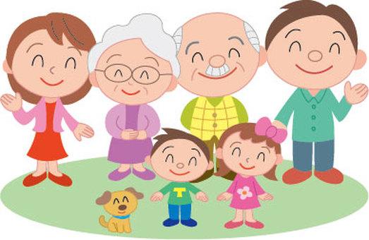 Two household family 2 Nico Nico