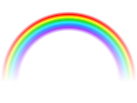 Rainbow C (blur)